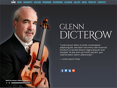 Glenn Dicterow